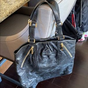 Tory Burch Genuine Leather Tote